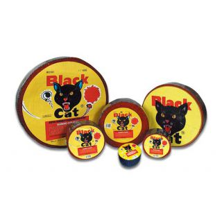 Firecrackers Fireworks for Sale by BLACK CAT BC101 32/500 Firecrackers 32/500ct Rolls