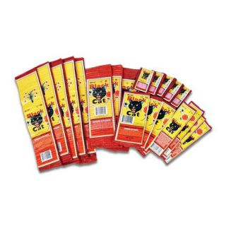 Black Cat Fireworks Firecrackers 100Count Strip by Black Cat Fireworks