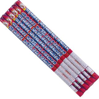 Roman Candles Fireworks by WINDA PT6515 10 Ball Roman Candle